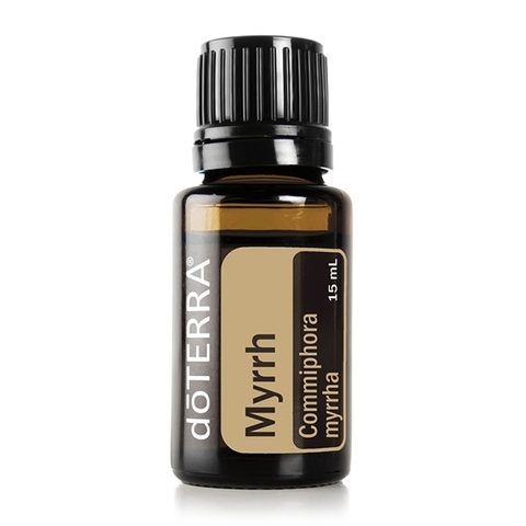 Мирра (Commiphora myrrha), эфирное масло, 15 мл / MYRRH ESSENTIAL OIL
