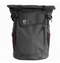 Рюкзак Vargu roll-x, черный, 30х44х13 см, 23 л