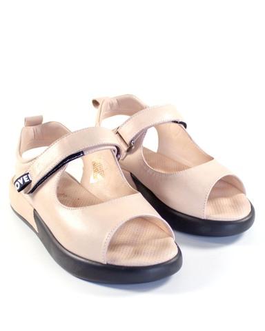розовые сандалии SM