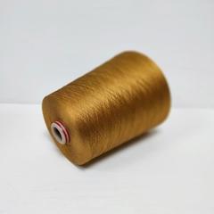 Hasegawa, Silk, Шёлк 100%, Золотой желтый, 2/120, 6000 м в 100 г
