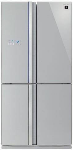 Холодильник side-by-side Sharp SJ-FS97VSL