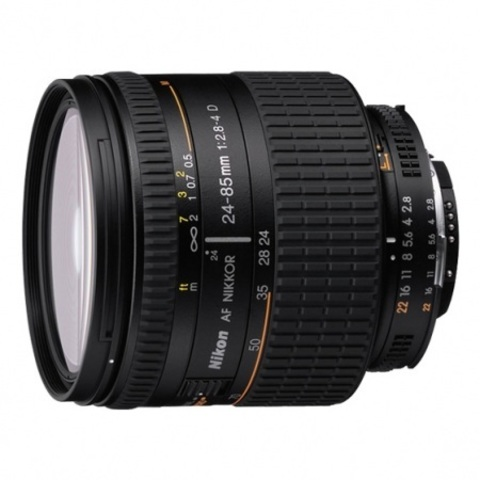 Объектив Nikon AF 24-85mm f/2.8-4D IF Black для Nikon
