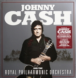 Johnny Cash, The Royal Philharmonic Orchestra / Johnny Cash And The Royal Philharmonic Orchestra (LP)