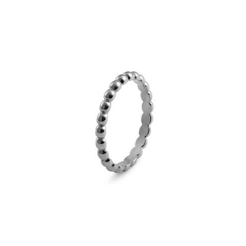 Кольцо Matino silver 17.8 мм 627502 S