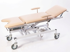 Гинекологическое кресло КСМ-ПУ-07э с электроприводом высоты с Регистрационным удостоверением