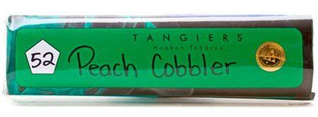 Табак для кальянаTangiers Birquq (зелен) 52 Peach Cobbler 250 гр.