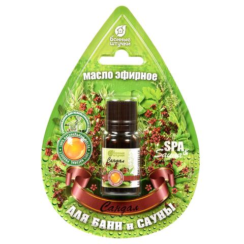 Эфирное масло «Сандал» 10 мл