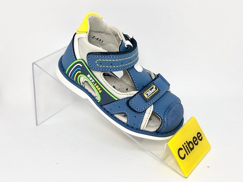 Clibee Z631 Blue/Yellow 21-26
