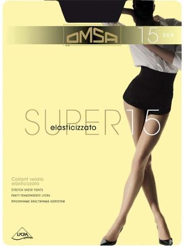 Женские колготки Super 15 Omsa