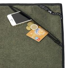 Полотенце AE Sport towel green