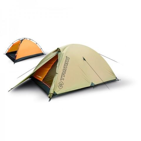 Туристическая палатка Trimm ALFA, 2+1 (песочная)
