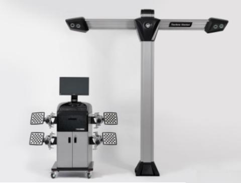 Стенд сход развала 3D Техно Вектор T 7204 T A