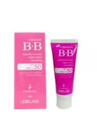 Солнцезащитный BB-крем Lebelage, SPF 50/PA+++, 30 мл
