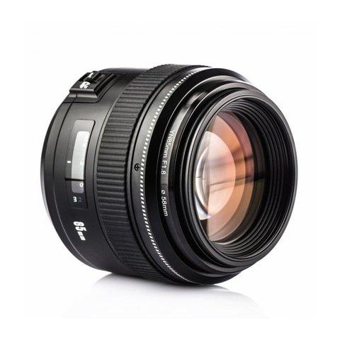 Объектив YongNuo AF 85mm f/1.8 для Canon EF
