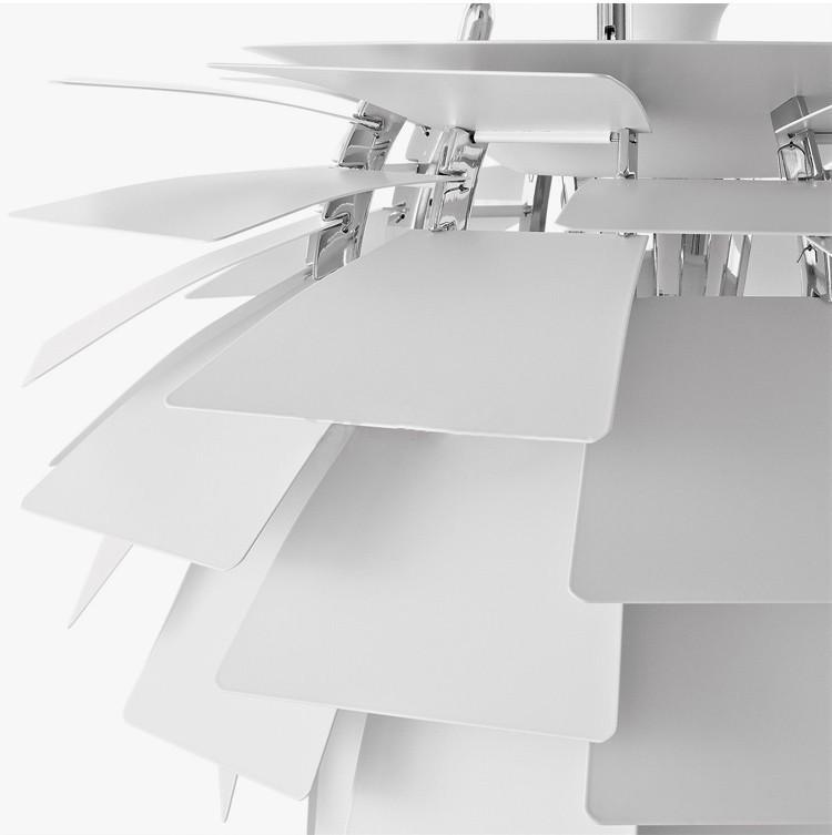 Подвесной светильник PH Artichok by Louis Poulse D60 (белый)