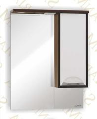 Зеркало-шкаф SanMaria Венеция-65 белый правый
