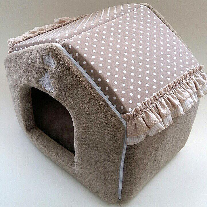 1665 DB - Домики для собак