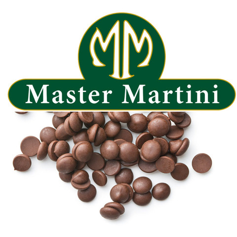 Тёмный шоколад Master Martini Ariba Fondente 54%, 100г.