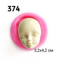 0374 Молд Лицо женское