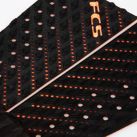 FCS T-2 Black/Blood