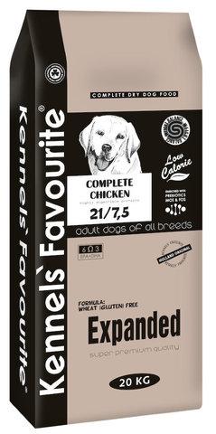 Kennels` Favourite Expanded Для взрослых собак 20 кг.