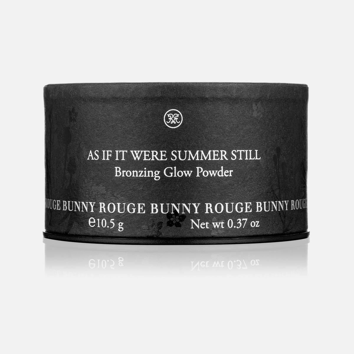 ROUGE BUNNY ROUGE Пудра-бронзат Для Лица Bronzing Glow Powder  07 тон-имбирные острова