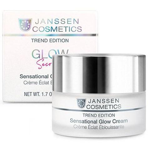 Janssen Trend Edition: Увлажняющий anti-age крем для лица с мгновенным эффектом сияния (Sensational Glow Cream)