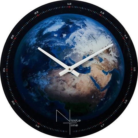 Настенные часы Nicole Time NT520