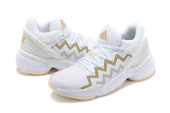 adidas D.O.N. Issue 2 'White/Gold'