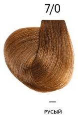 OLLIN MEGAPOLIS 7/0 русый 50мл Безаммиачный масляный краситель для волос