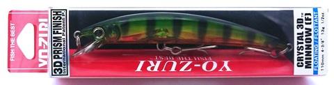 Воблер Yo-Zuri Crystal 3D Minnow 110 F / F1146-PC