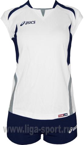 Форма волейбольная женская Asics Set Olympic T211Z1 (0150)