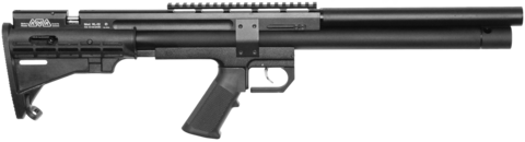 Винтовка пневматическая RAR VL-12 Буллпап калибр 5,5 мм (670мм) ствол Lothar Walther