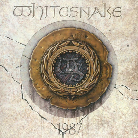 Whitesnake / 1987 (Picture Disc)(LP)