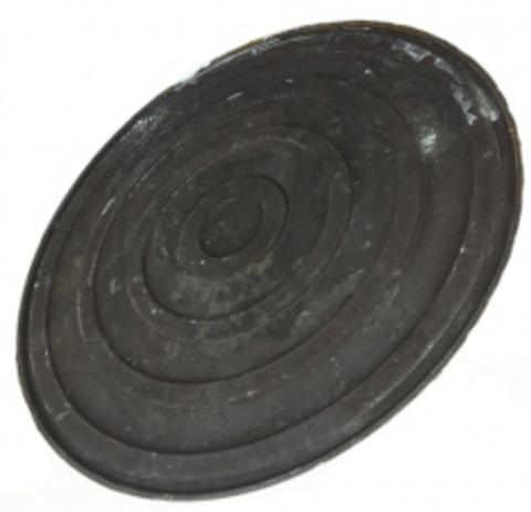 Днище смотрового колодца диаметр 1060мм