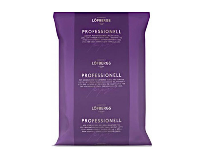 купить кофе в зернах Lofbergs Professionell Generoso, 1 кг