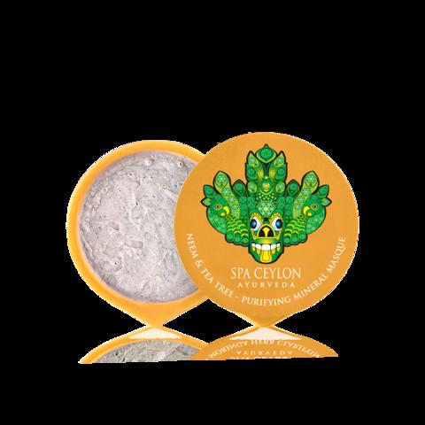 """Очищающая минеральная маска """"НИМ И ЧАЙНОЕ ДЕРЕВО"""" 15 гр"""