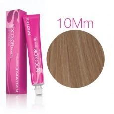 Matrix SOCOLOR.beauty: Mocha Mocha 10MM очень-очень светлый блондин мокка мокка, краска стойкая для волос (перманентная), 90мл