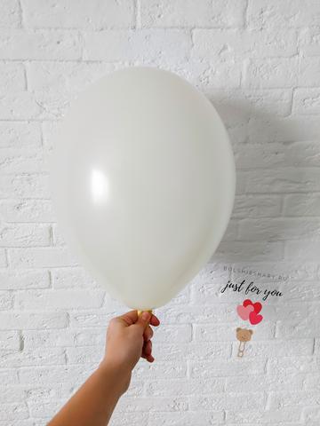 Воздушный шар ванильный