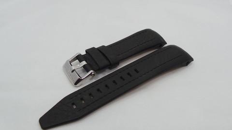Ремешок кожаный для часов Восток Европа Луноход-2 6205210 620E529