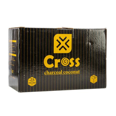 Уголь Cross 1кг 25мм