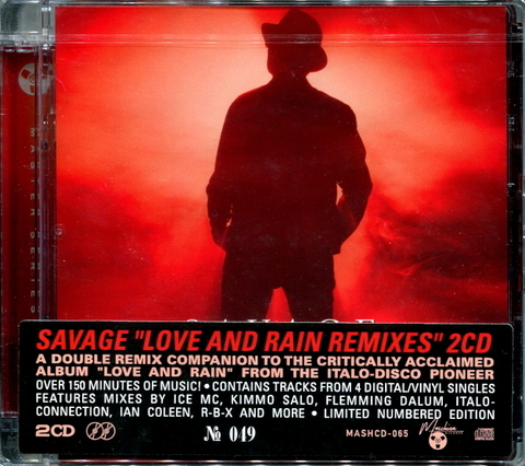 Savage / Love And Rain Remixes (Limited Edition)(2CD)