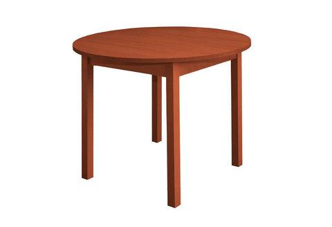 Стол раздвижной круглая крышка