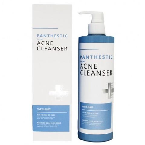 Evas Panthestic Derma Acne Cleanser очищающий гель для проблемной кожи Анти-Акне