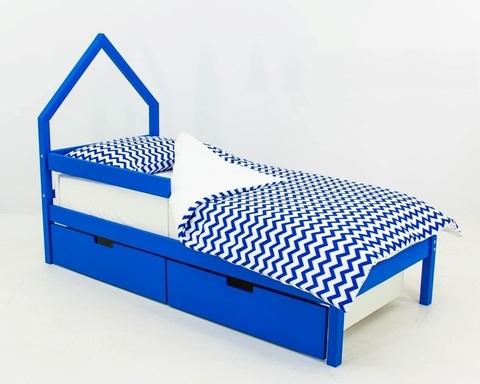 Кровать-домик мини SKOGEN массив сосны