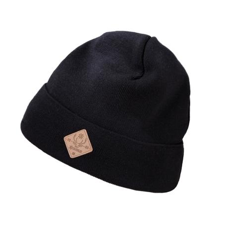 Картинка шапка Kama K50 Black - 1