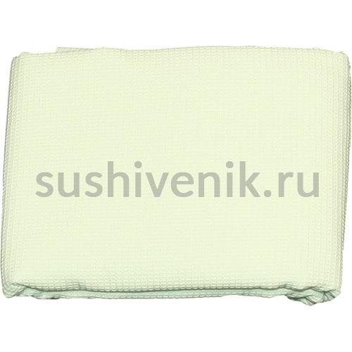 Простыня для бани и сауны вафельная (мелкая клетка)