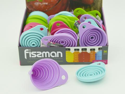 7420 FISSMAN Воронка складная 9 см,  купить