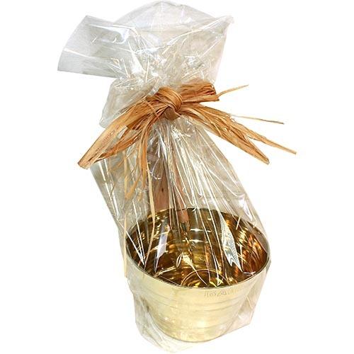 Подарочный набор для бани Латунь