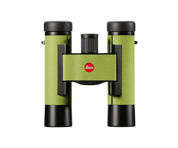 Бинокль Leica Ultravid Colorline 10x25 Apple Green - фото 1